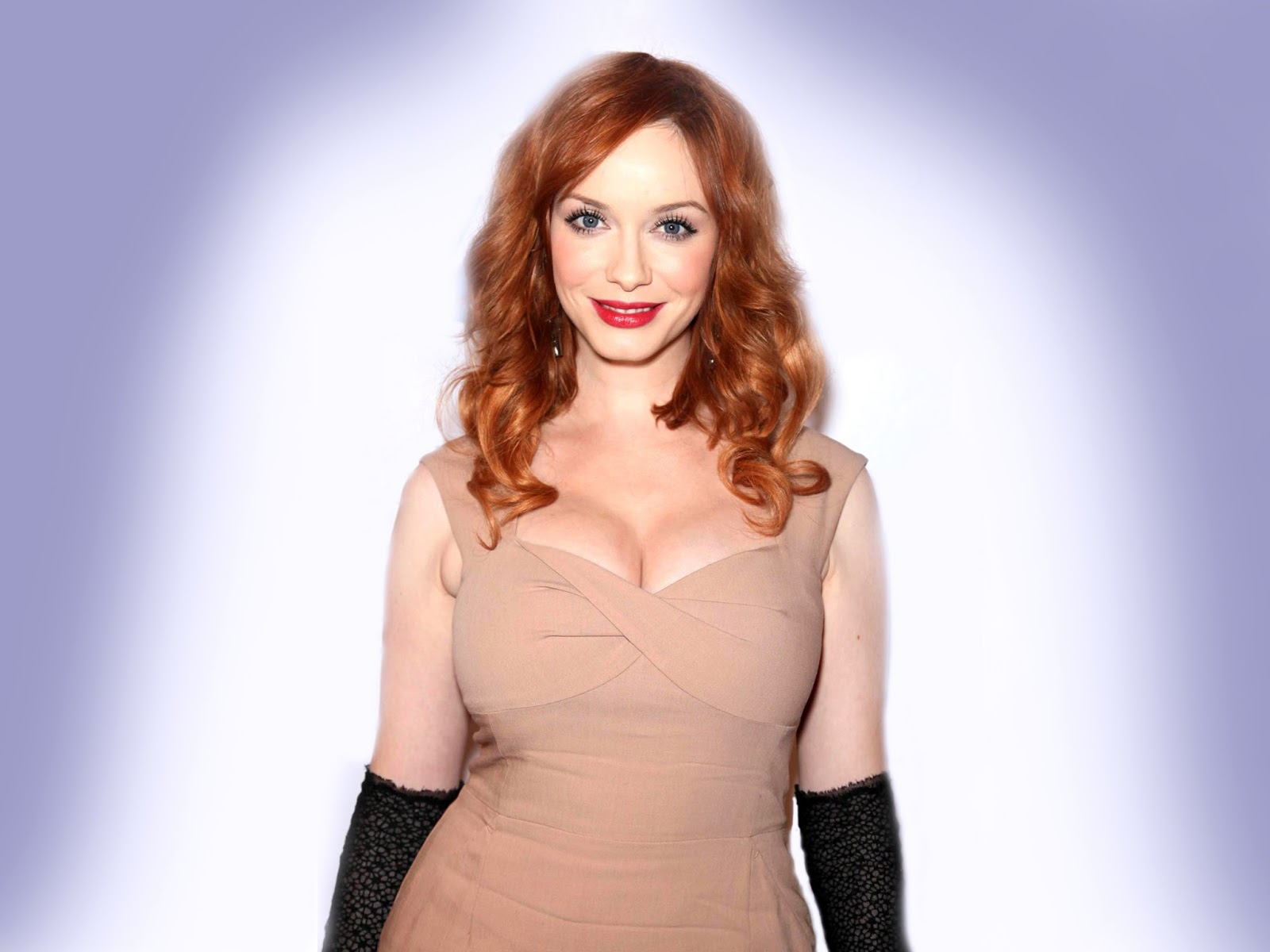 Celebrity Pics Christina Hendricks Free Wallpapers
