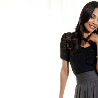Zoe Saldana high resolution wallpapers