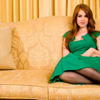 Isla Fisher wallpapers desktop