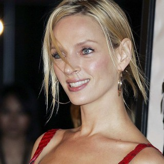Uma Thurman new