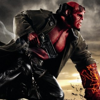 Hellboy high resolution wallpapers