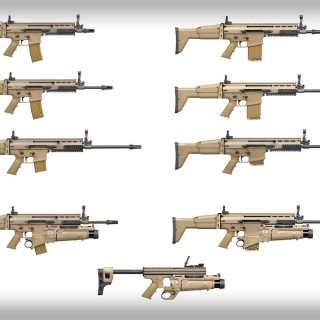 Fn Scar high resolution wallpapers