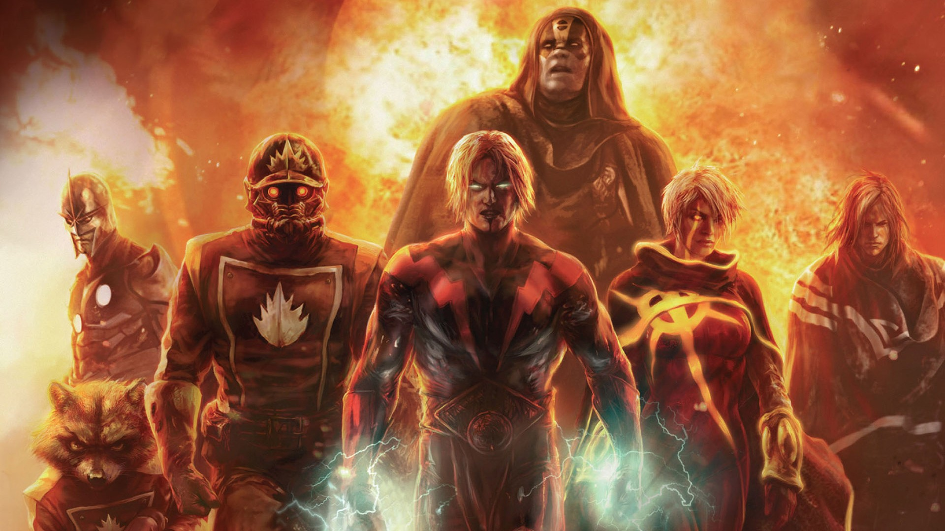 Adam Warlock HD Wallpapers