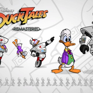 Ducktales high quality wallpapers