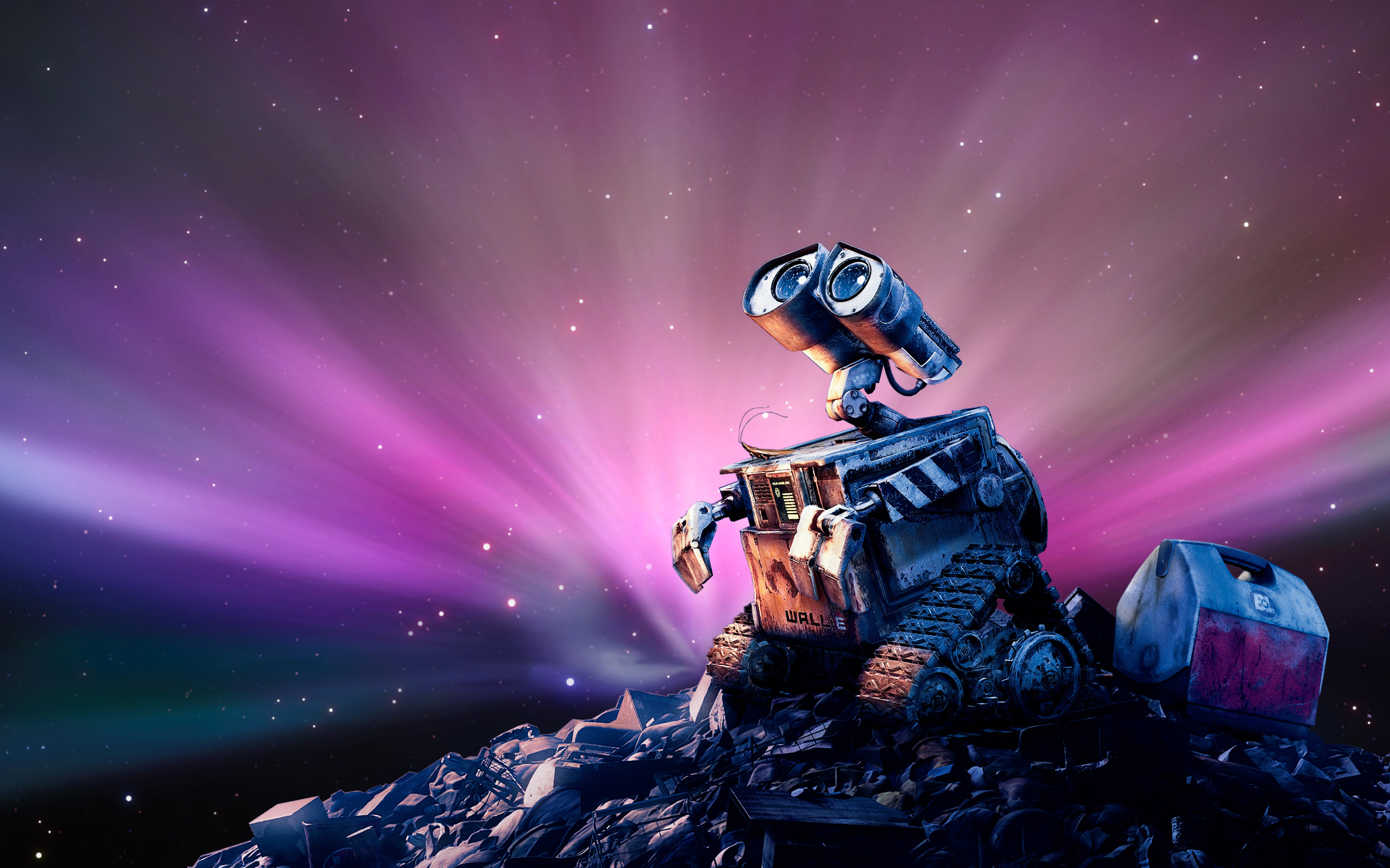 Wall-E HD Wallpapers