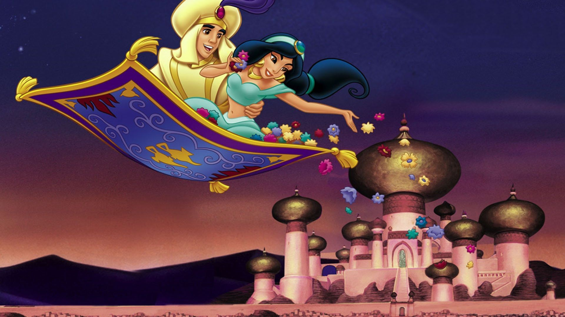 Aladdin HD Wallpapers for desktop download for Aladdin Castle Wallpaper  28cpg