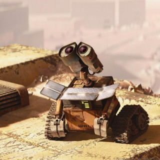 Wall-E high resolution wallpapers