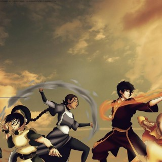 The Legend Of Korra high resolution wallpapers