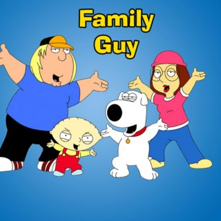 Family Guy high resolution wallpapers