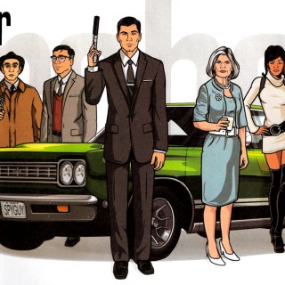Archer Tv Series high resolution wallpapers