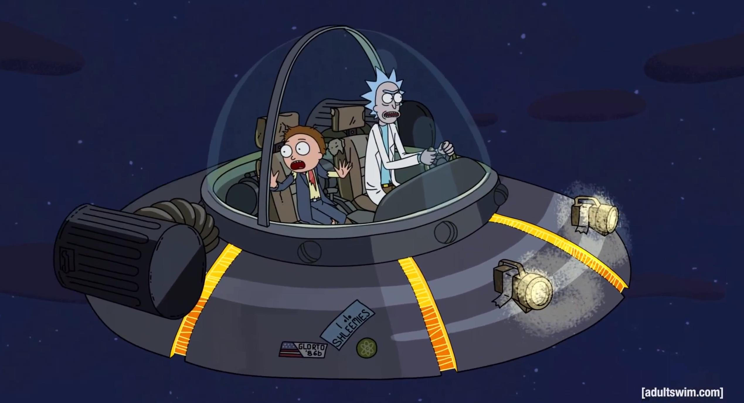 Rick And Morty Hd Wallpapers For Desktop Download