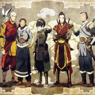 Avatar The Last Airbender wallpapers desktop