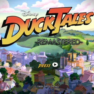 Ducktales hd