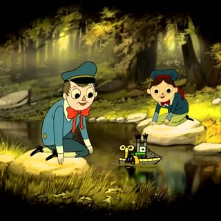 Over The Garden Wall high quality wallpapers