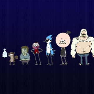 Regular Show wallpapers desktop
