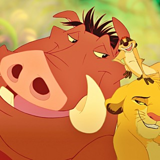 Timon And Pumbaa 2015