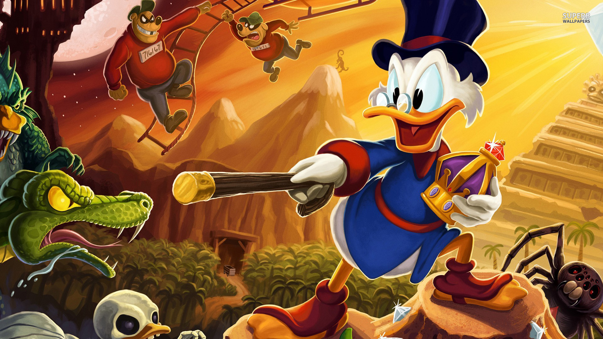Ducktales HD Wallpapers