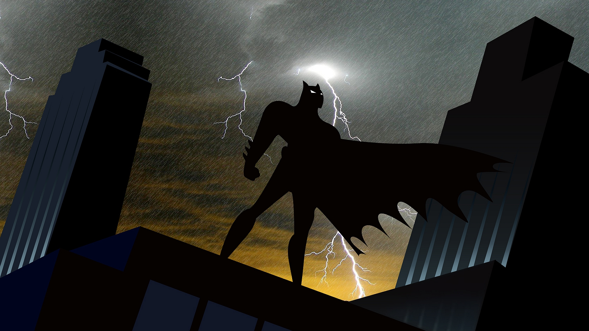 Batman The Animated Series HD Wallpapers