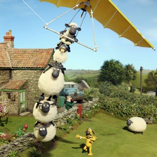Shaun The Sheep download wallpapers