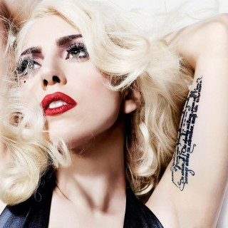 Lady Gaga new