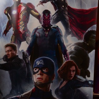 Avengers Age Of Ultron photos