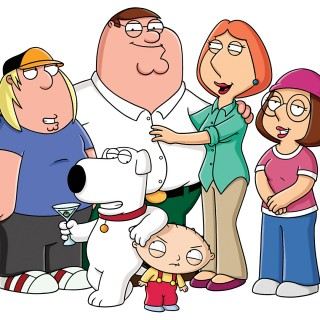 Family Guy wallpapers widescreen