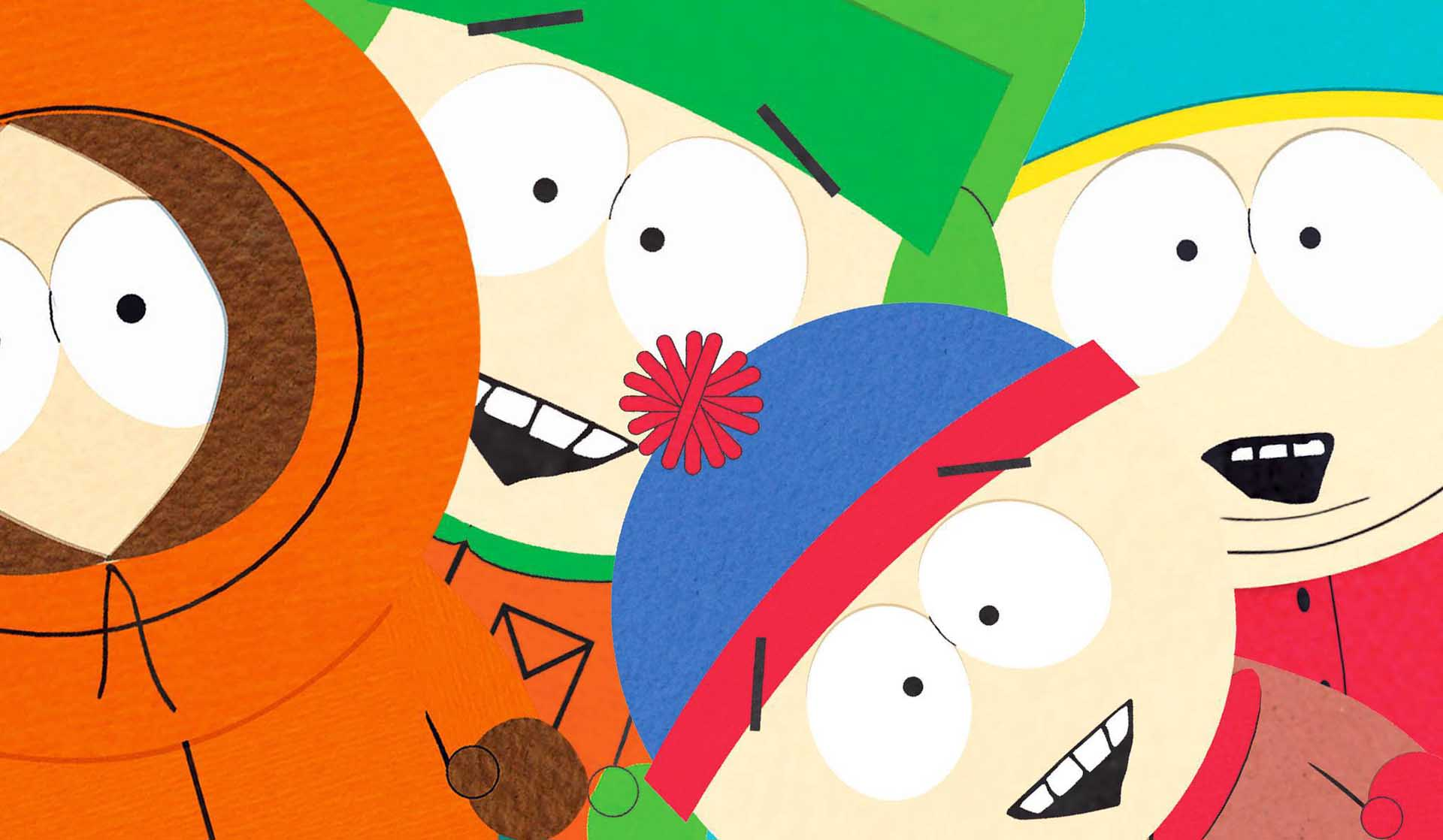 In the traditional reconstruction of the civil war between north and south cartman plays for southerners