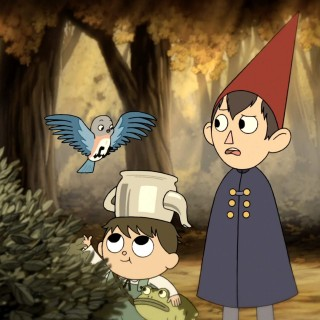 Over The Garden Wall new
