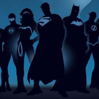 Justice League background