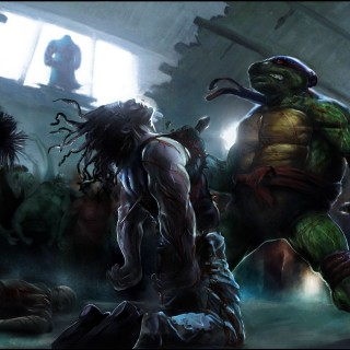 Teenage Mutant Ninja Turtles wallpapers widescreen