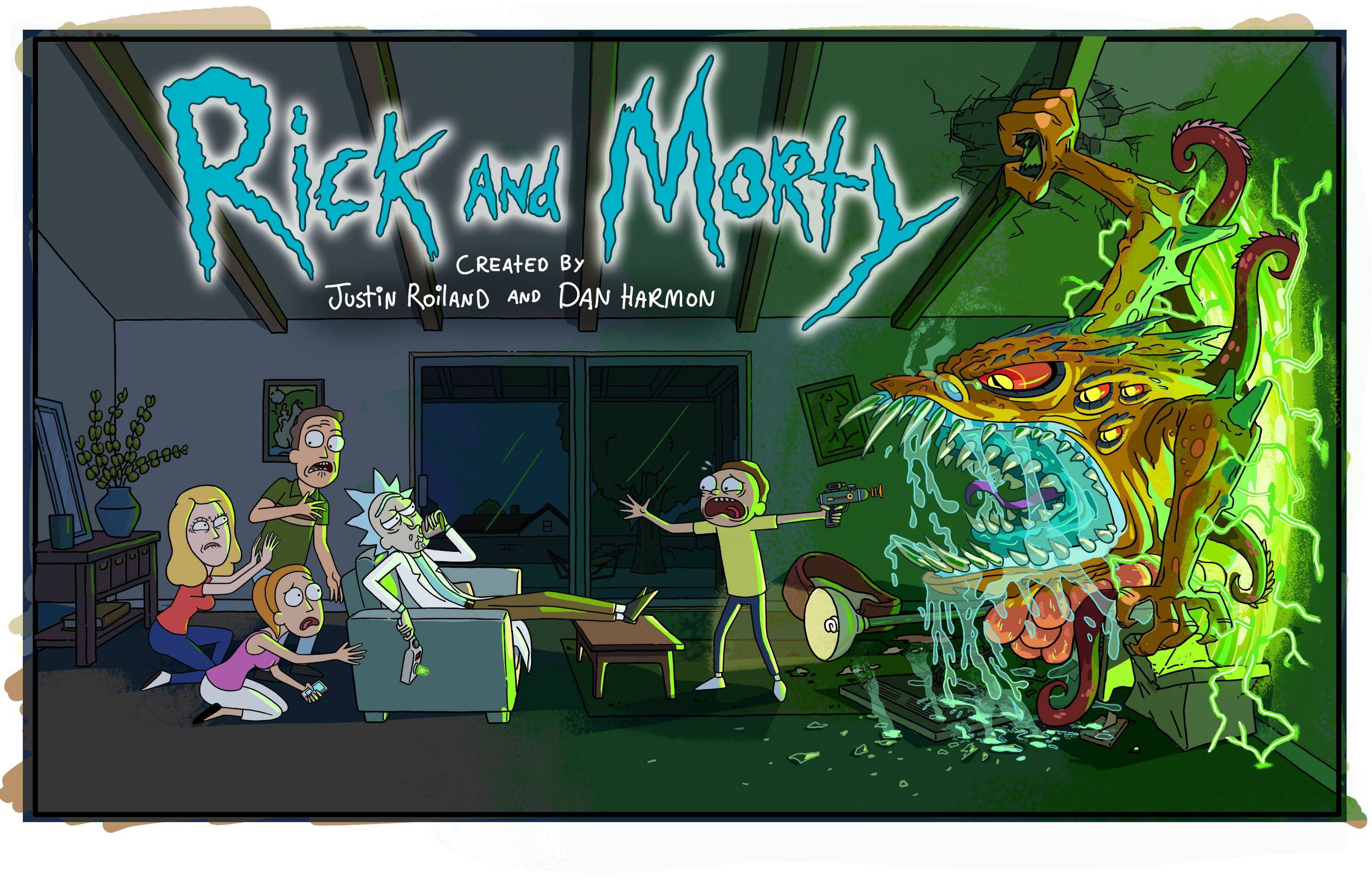 Rick and morty hd wallpapers for desktop download - Rick and morty download ...