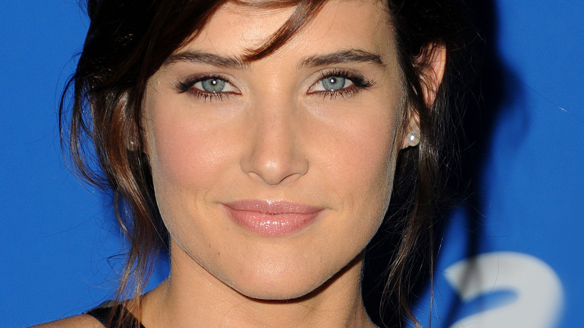 Old Woman Face Cobie Smulders HD Wall...