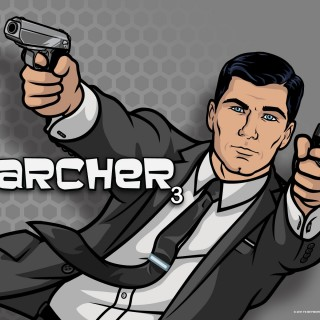 Archer Tv Series wallpapers widescreen