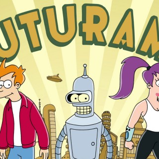 Futurama wallpapers desktop