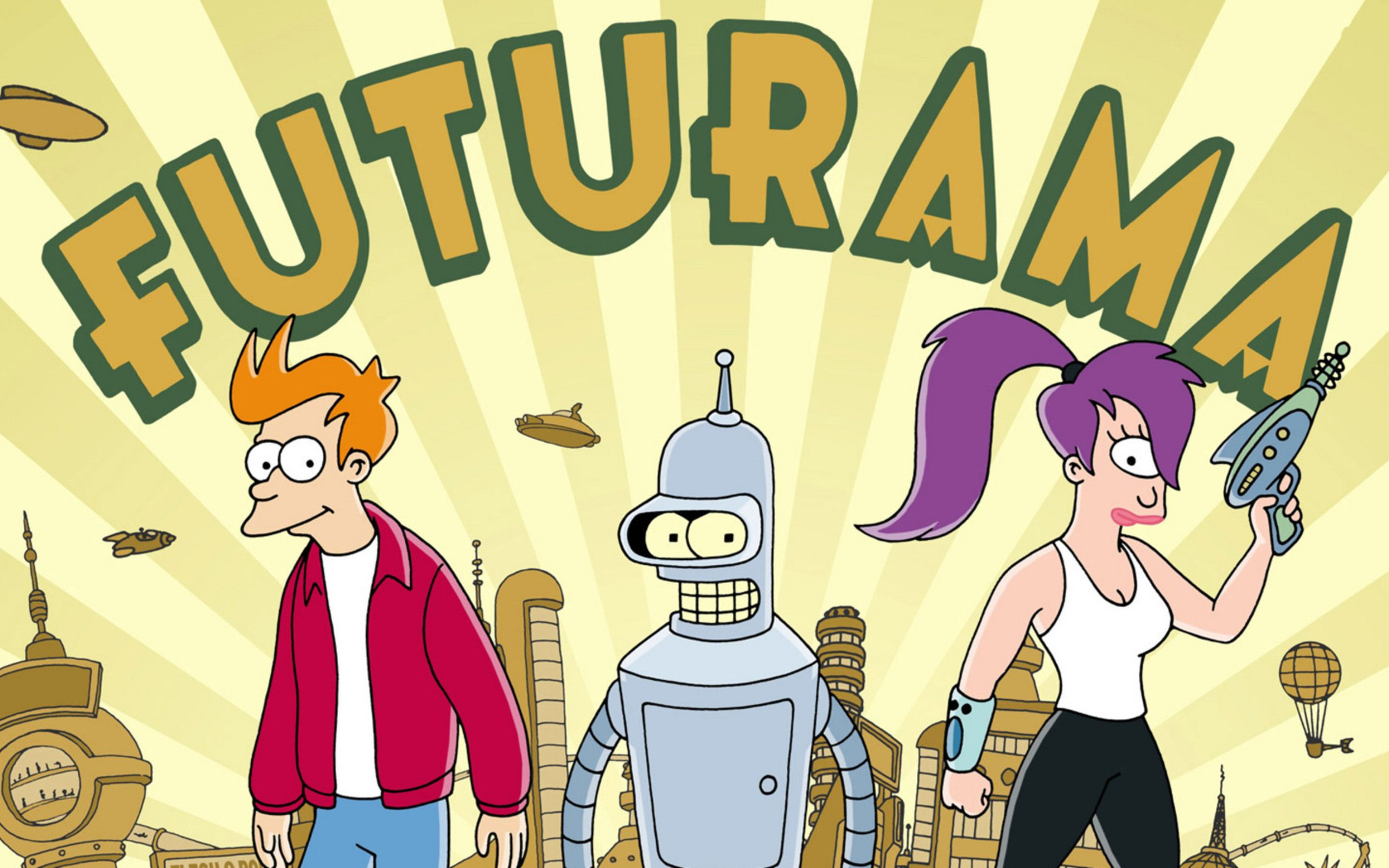 Futurama HD Wallpapers