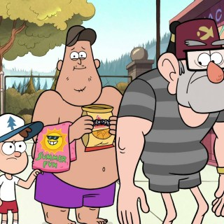 Gravity Falls hd wallpapers