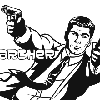 Archer Tv Series wallpapers desktop