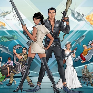 Archer Tv Series images