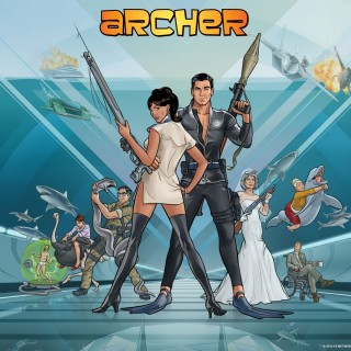 Archer Tv Series photos