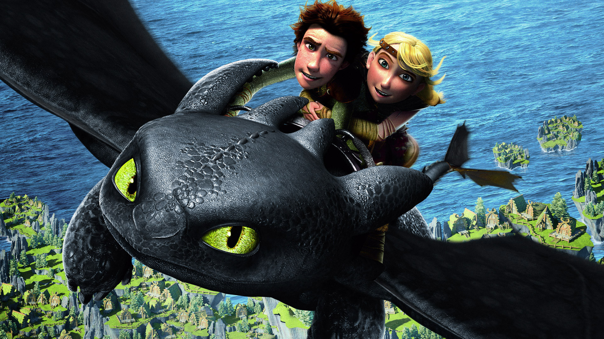 How to train your dragon hd wallpapers for desktop download - How to train your dragon hd download ...