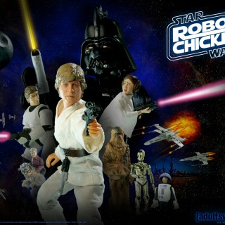 Robot Chicken high resolution wallpapers