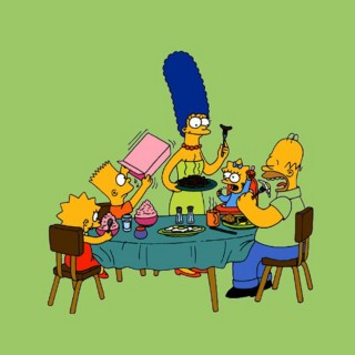 The Simpsons download wallpapers