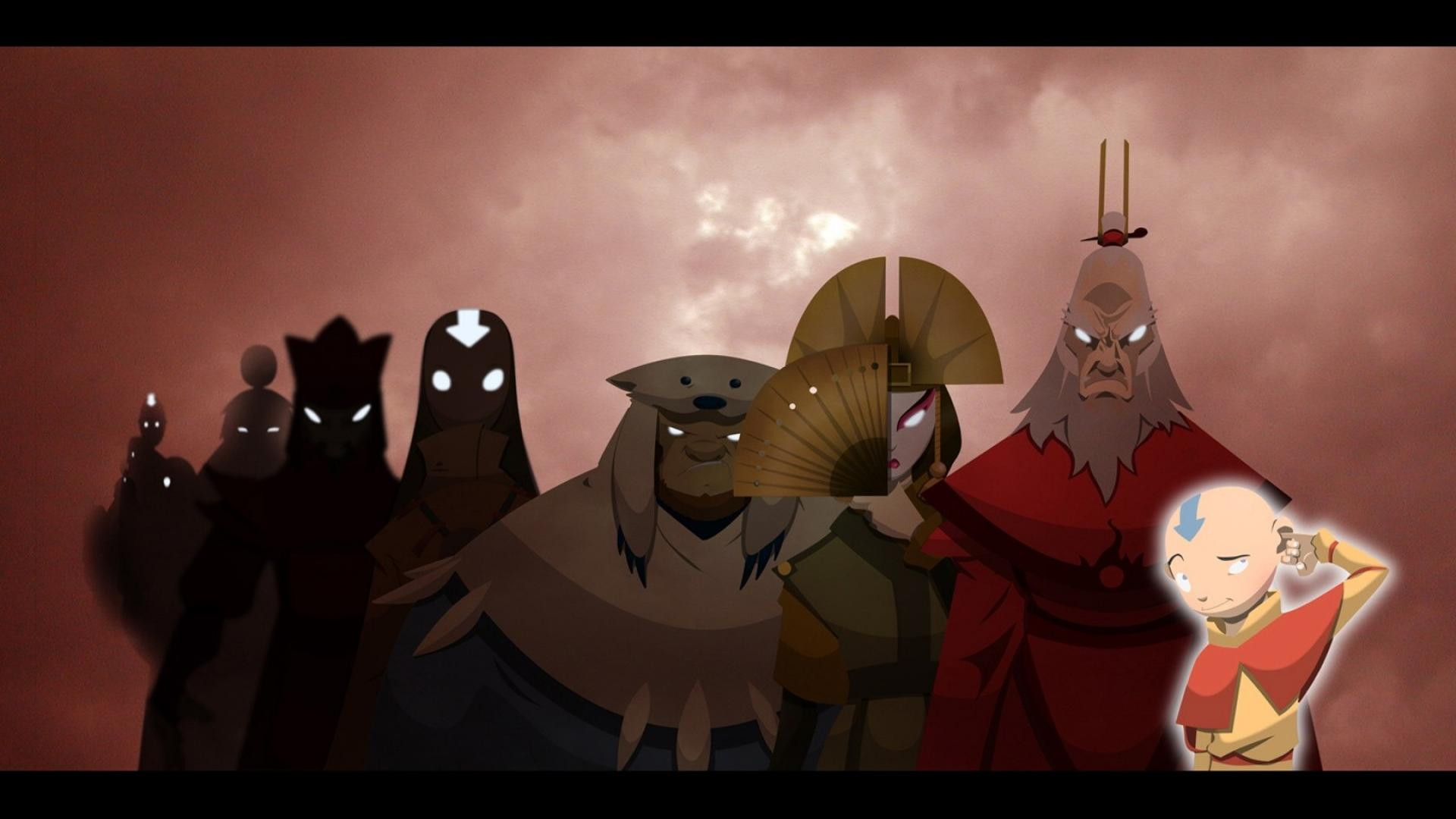 The Last Airbender Wallpapers HD Group