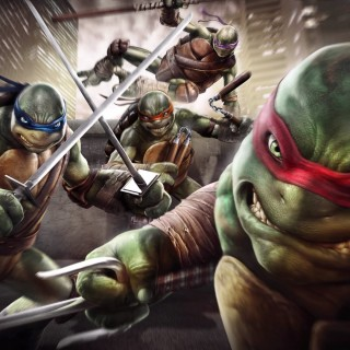 Teenage Mutant Ninja Turtles new