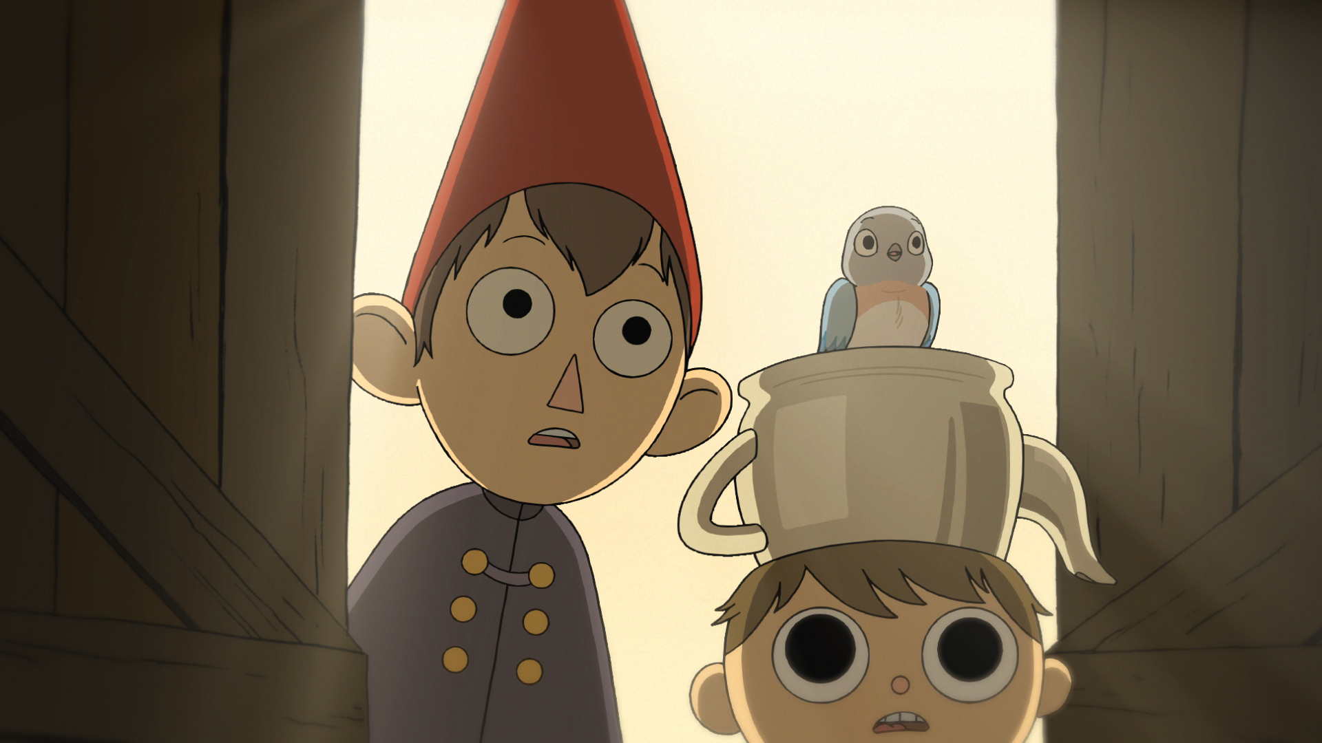 Over The Garden Wall HD Wallpapers for desktop download