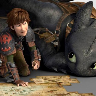 How To Train Your Dragon background