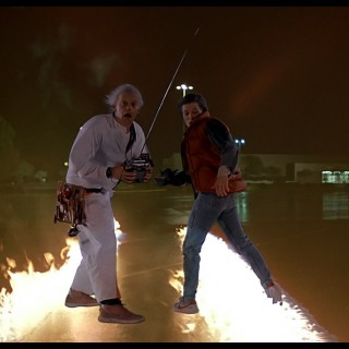 Back To The Future high definition wallpapers