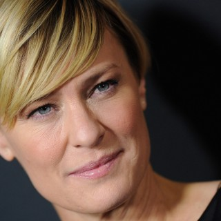 Robin Wright background