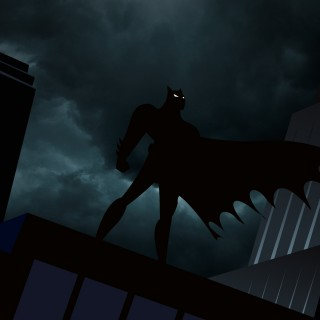 Batman The Animated Series widescreen