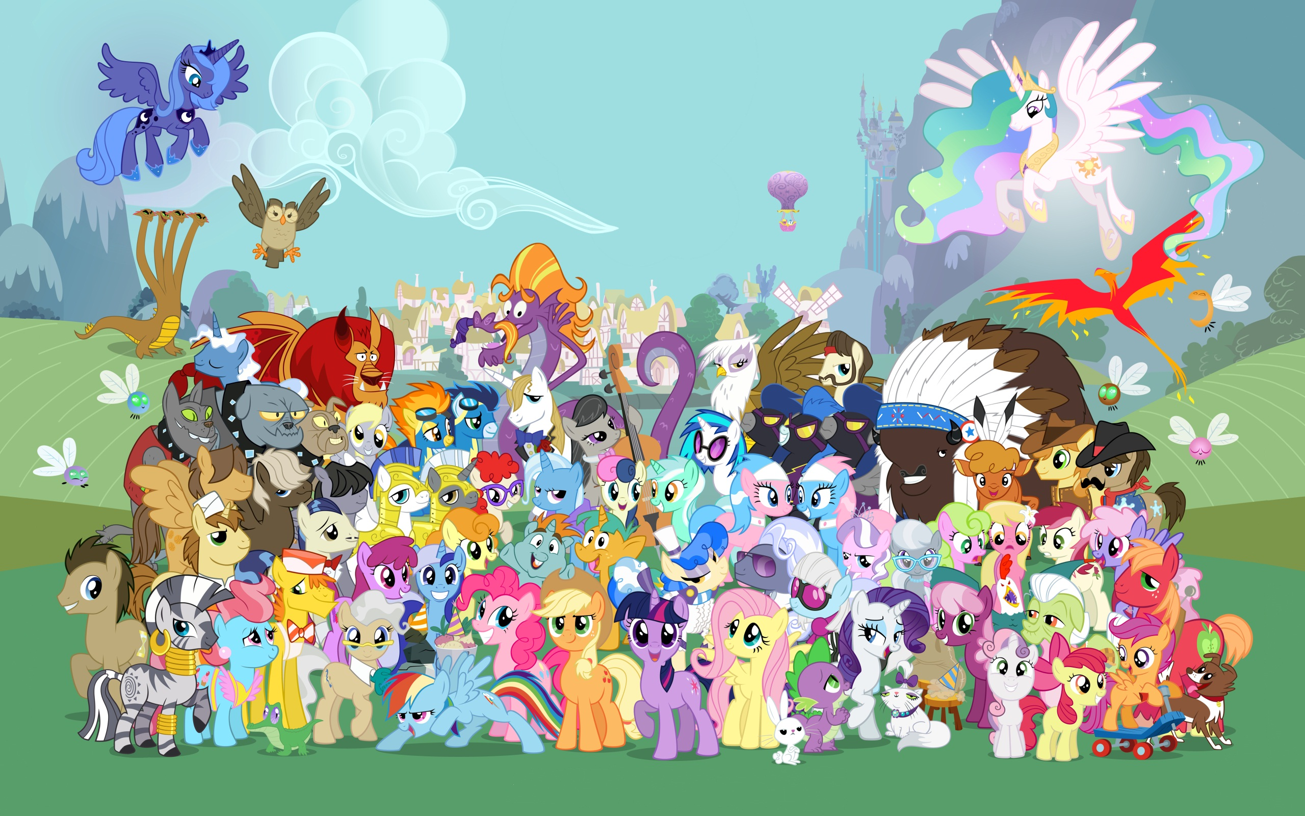 my little pony hd wallpapers for desktop download